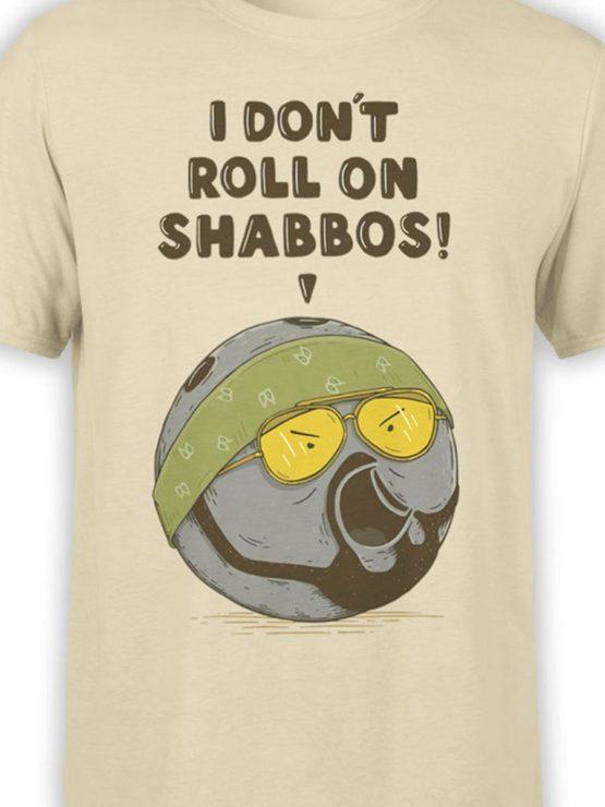 0528 Big Lebowski T Shirt Walter Front Color