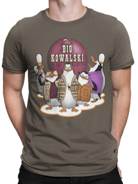 0655 Big Lebowski T Shirt Kowalski Front Man